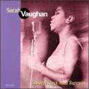 Sarah Vaughan Sassy Sings & Swings 10 Best