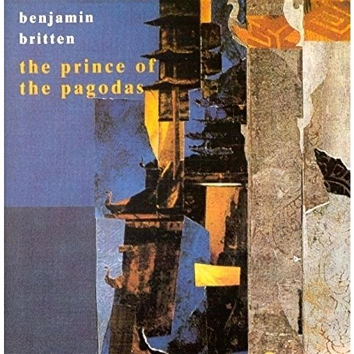 B. Britten Prince Of The Pagodas Knussen London Sinf