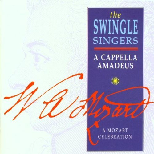 Swingle Singers Acappella Amadeus