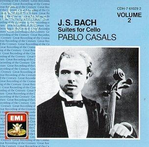 Pablo Casals/Bach: Cello Suites 4-6@Casals*pablo (Vc)