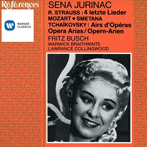Sena Jurinac Opera Arias