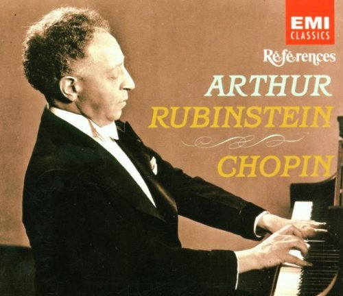 Artur Rubinstein Chopin Vol. 1 & 2 Rubinstein (pno) 5 CD