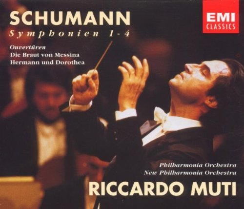 R. Schumann Sym 1 4 Ovt Bride Of Messinia Muti Various