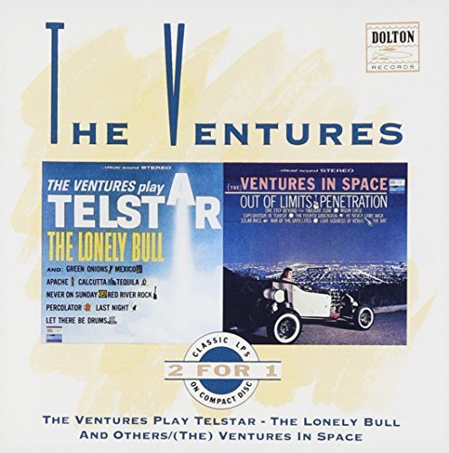 Ventures Play Telstar Ventures In Space 2 On 1
