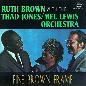 Ruth Brown Fine Brown Frame