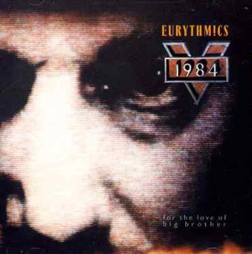 Eurythmics 1984 For Love Of Big Brother Import Gbr
