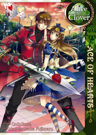 Quinrose Alice In The Country Of Clover Ace Of Hearts