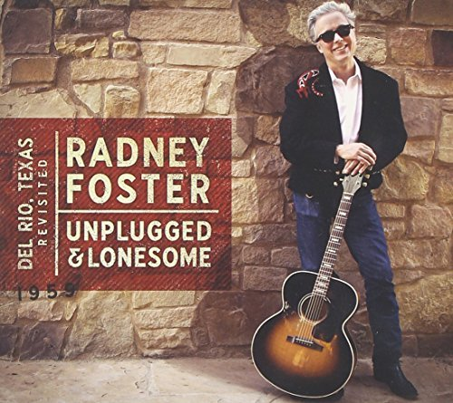 Randy Foster Del Rio Tx Revisited Unplugge Digipak