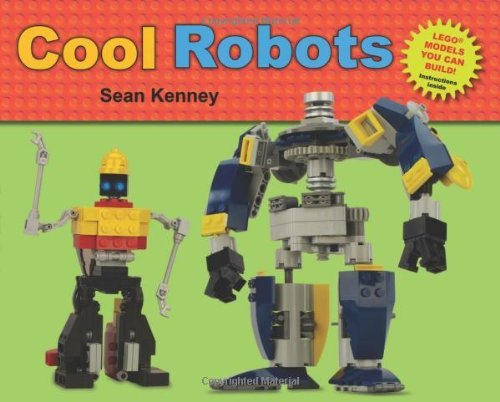 Sean Kenney Cool Robots