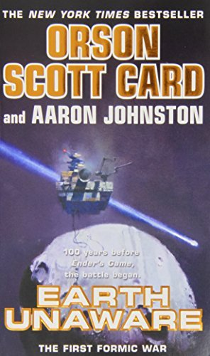 Orson Scott Card Earth Unaware