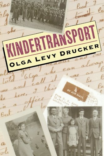 Olga Levy Drucker Kindertransport