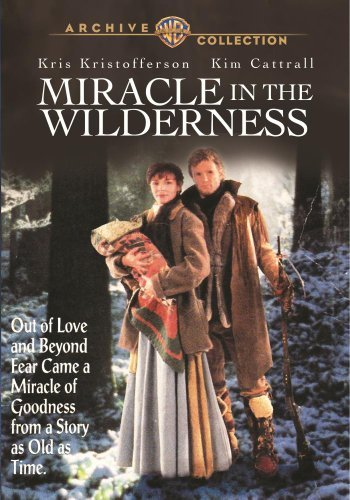 Miracle In The Wilderness Kristofferson Cattrall DVD Mod This Item Is Made On Demand Could Take 2 3 Weeks For Delivery