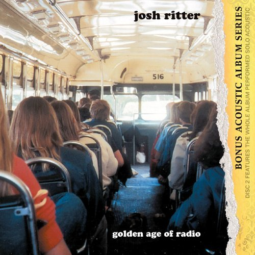 Josh Ritter Golden Age Of Radio Incl. CD