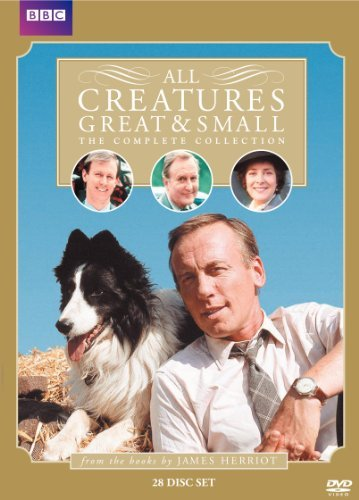 Complete Series All Creatures Great & Small Repackage R