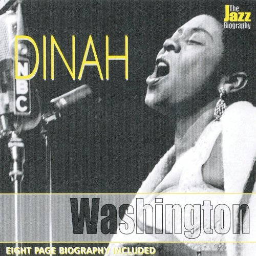 Dinah Washington Jazz Biography Incl. Booklet