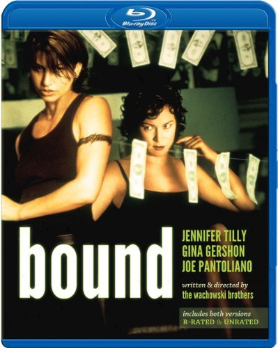 Bound (1996) Tilly Gershon Pantoliano Blu Ray Ws Ur R