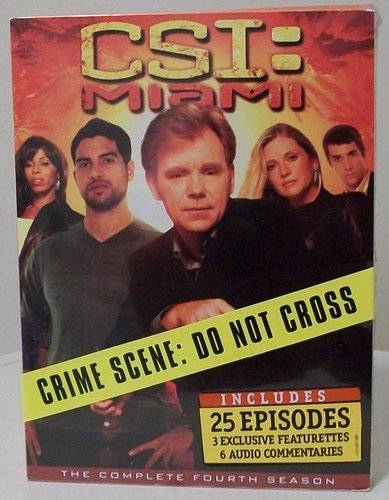 Csi Miami Season 4