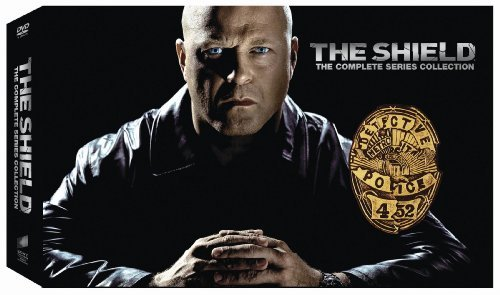 Shield Complete Series DVD Nr