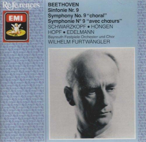 L.V. Beethoven/Sym 9 Choral-Bayreuth 1951