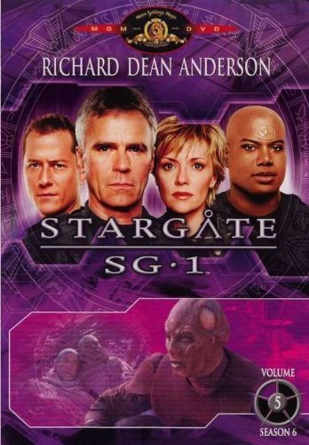 Stargate Sg 1 Season 6 Vol. 5