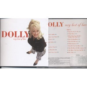 Dolly Parton Very Best Of Love 2 CD Set