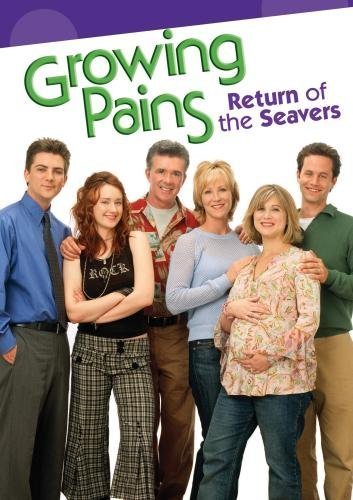 Growing Pains Return Of The Seavers Thicke Kerns Cameron DVD Mod This Item Is Made On Demand Could Take 2 3 Weeks For Delivery