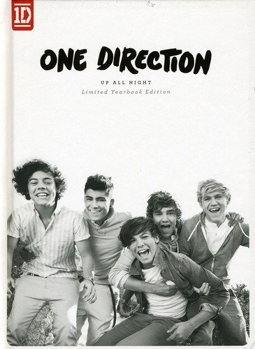 One Direction Up All Night Yearbook Edition Import Eu