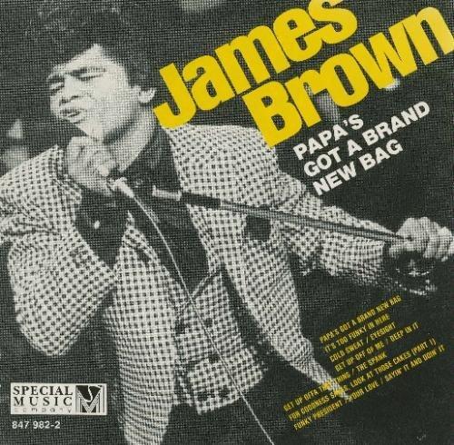 James Brown/Papa's Got A Brand New Bag