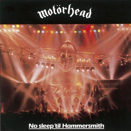 Motörhead No Sleep 'til Hammersmith Import Gbr