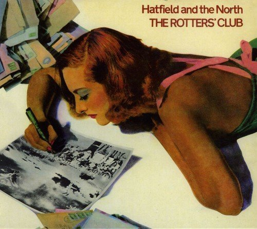 Hatfield & The North Rotters' Club Import Gbr