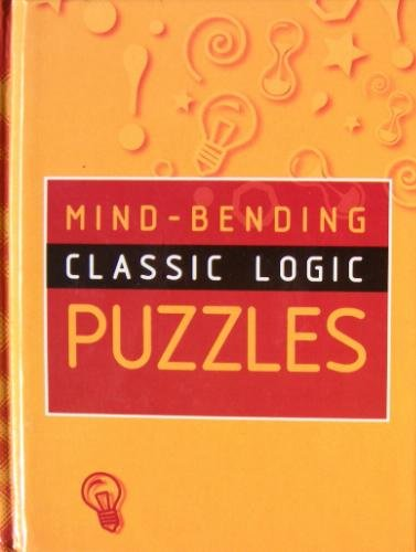 Lagoon Books Mind Bending Classic Logic Puzzles