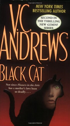 V. C. Andrews Black Cat