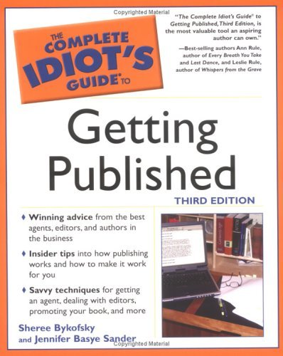 Sander Jennifer Basye Bykofsky Sheree Complete Idiot's Guide To Getting Published