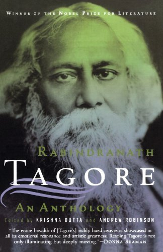 Rabindranath Tagore Rabindranath Tagore An Anthology An Anthology