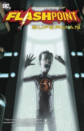 Scott Snyder World Of Flashpoint Featuring Superman The