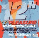 12 Inches Of Pleasure Biggest 12 Inches Of Pleasure Biggest Import Gbr 2 CD Set