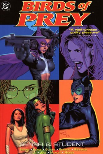 Gail Simone Birds Of Prey Sensei & Student
