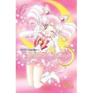 Naoko Takeuchi Sailor Moon Volume 6
