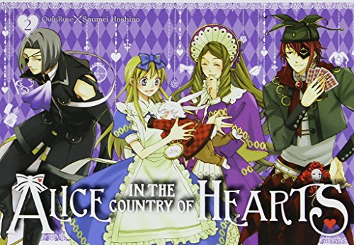 Quinrose Alice In The Country Of Hearts Volume 2