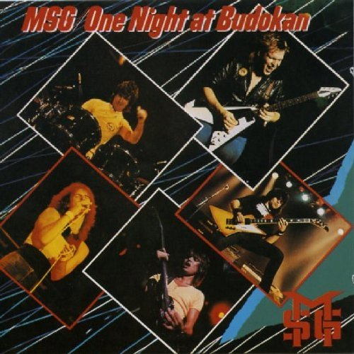 Michael Schenker Group One Night At Budokan Import Gbr