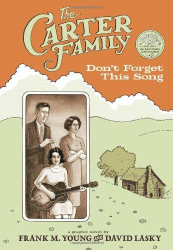 Young Frank & David Lasky Carter Family Don't Forget The Song Includes Bonus CD
