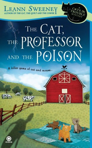 Leann Sweeney The Cat The Professor And The Poison