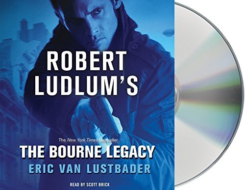 Eric Van Lustbader The Bourne Legacy Abridged