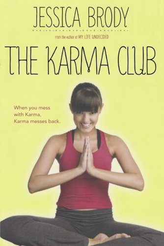 Jessica Brody The Karma Club