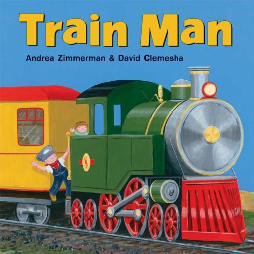 Andrea Zimmerman Train Man
