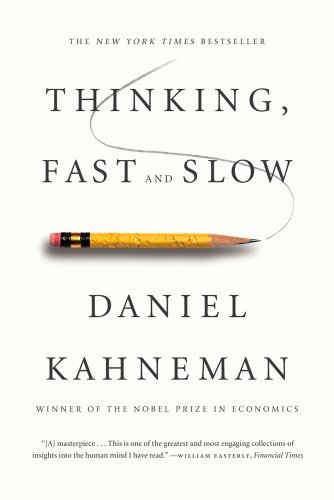 Daniel Kahneman Thinking Fast And Slow