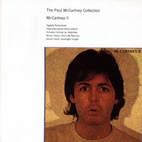 Mccartney Paul Mccartney Ii Import Gbr Incl. Bonus Tracks