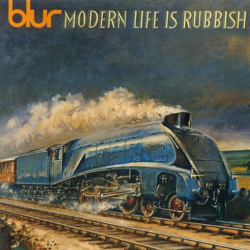 Blur/Modern Life Is Rubbish