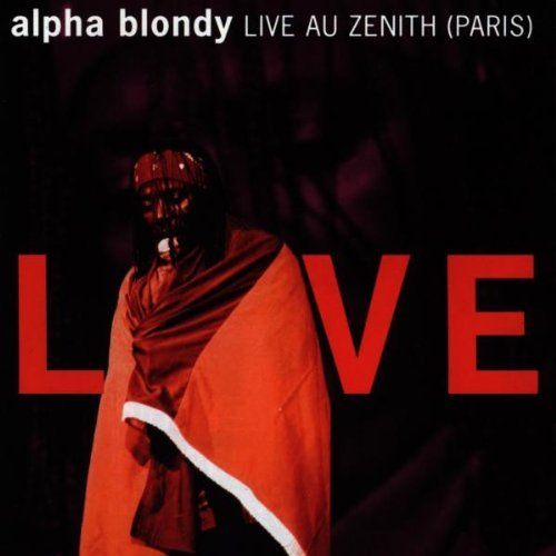 Alpha Blondy Live Au Zenith (paris)
