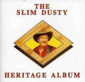 Slim Dusty Slim Dusty Heritage Album Import Aus